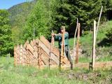 Postavljanje plota, Slovenski narodopisni inštitut Urban Jarnik, Celovec in dr. Naško Križnar