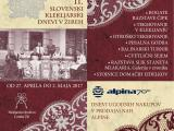 11. Slovenski klekljarski dnevi v Žireh